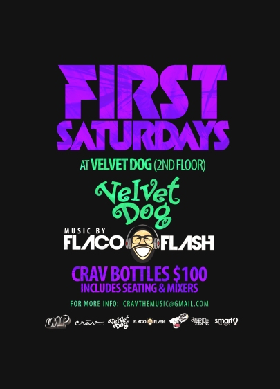 first saturdays velvet
